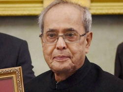 Will Pranab Gets Second Term President