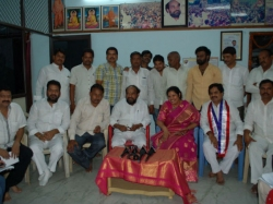 Krishnaiah Revealed The Details Meeting With Purandheswari