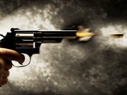 Hyderabad Youth Open Fire With Rifle On Birthday