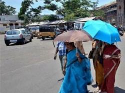 Heat Waves Telugu States Temperatures Increasing Day Day