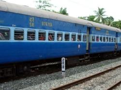 A Passenger Thrown Off From Running Train