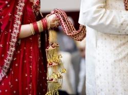 Mumbai On Wedding Day Groom Arrested On Rape Charge