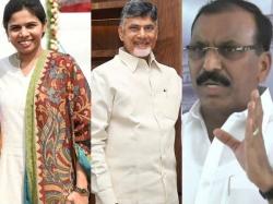 Tdp High Command Serious On Minister Akhilapriya
