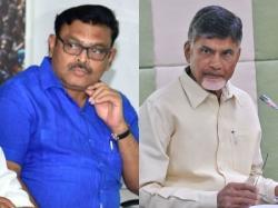 Ysrcp Leader Slams On Ap Chiefminister Chandrarababu Naidu