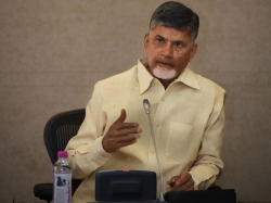 Chandrababu Naidu Said He Is Ready Go Forest Work On People