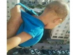 Dad Who Almost Dropped Toddler 1 000 Likes Gets 2 Years Jail