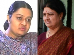 Deepa Jayakumar Brother Deepak Fight Over Poes Garden House Target Sasikala