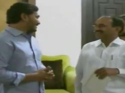 Etela Rajender Meets Ys Jagan