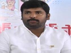 Gudiwada Amarnath Lashes At Tdp Government