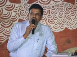 Former Jc Laxmi Narayana Case