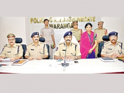Warangal Police Chief Rescues Kadapa Woman
