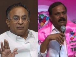 Jaipal Reddy Verus Karne Prabhakar On President Elections