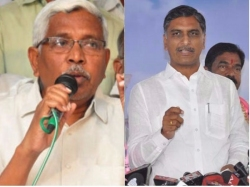 Harish Rao Fires At Kodandaram
