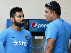 Kohli Kumble Rift Captain Coach Were Not Talking Last Six Months