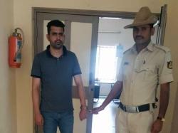 Former Kashmir Minister Abdul Ghani S Son Held Sexually Harassing