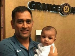 My Son Will Have Fond Memories Sitting On Ms Dhoni S Lap Sarfraz Ahmed Video