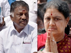 Sasikala Vs Panneerselvam Shocking Sting Operation