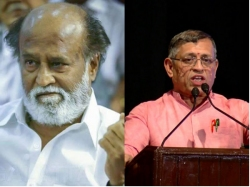 Tamil Superstar Rajinikanth Will Enters Into Politics Gurumurthy
