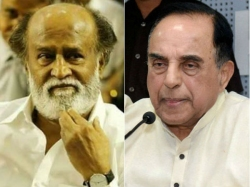 Rajinikanth Should Not Join Politics As He S Involved Fraud Says Swamy