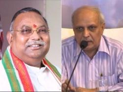 Rayapati Sambasiva Rao Lashes At Iyr