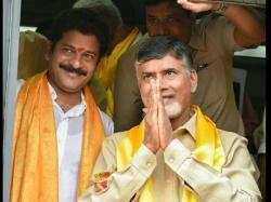 Chandrababu Naidu Praises Telangana Tdp Leaders