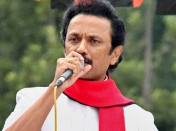 Dmk Stalin Was Suspended From Assembly
