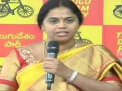 Tdp Panchumarti Anuradha Warned Ysrcp Mla Roja