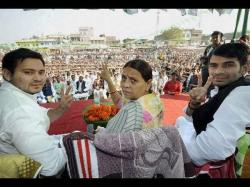 No Mall Going Girls My Sons Former Bihar Cm Rabri Devi