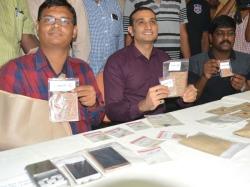 Hyderabad Drug Racket Sit Interrogates 3 Businessman