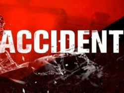 Six Techies Killed As Tanker Jumps Divider Crashes Into Minibus