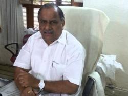 Police Stops Mudragada Padmanabham At His House