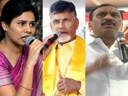 Chandrababu Naidu Slams On Former Minister Ysrcp Leader Silpa Mohanreddy