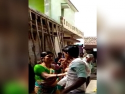 Young Boy Beaten Up Public Koppala