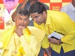 Ap Minister Lokesh Slams On Ysrcp Leaders