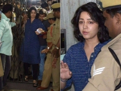 Drugs Racket Sit Interrogation Going On With Charmy Kaur