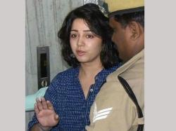 Charmi Interrogation Complets Drug Case