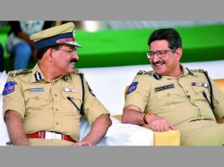 Who Is The Sucessor Present Telangana Dgp Anurag Sharma