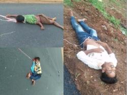 Three Friends Die Road Accident