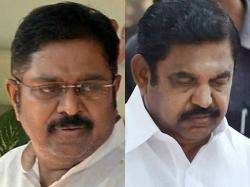 Thanjavur Mla Rangasamy Has Extended His Support Dinakaran
