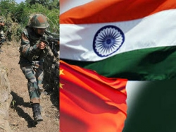 Reduce Tension Through Direct Dialogue Pentagon India China