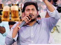 Ys Jagan Says Three Steps On Liquor Prohibition