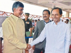Telugu States Cm S Concerned On Assembly Seats Rise Thier Delhi Tour