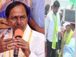 Trs May Drop Sitting Mla Shankar Naik Next Elections