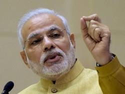 Pm Modi Speak On Gst At Icai Event