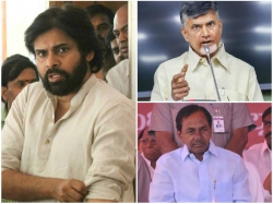 Kcr Interest Comments On Pawan Kalyan Ap Caste Politics