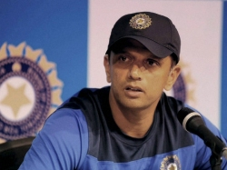 Rahul Dravid Not Available Senior Team Confirms Coa