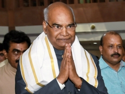 Ram Nath Kovind Has Won The Presidential Election No Votes Polled For Meira