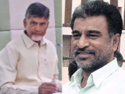 Ramasubba Reddy Meets Chandrababu