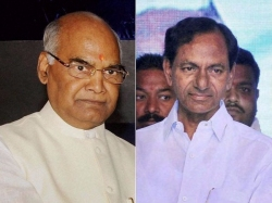 Nda Presidential Candidate Campaigns Started Telangana State