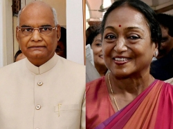 Counting Begins Will It Be Ram Nath Kovind Or Meira Kumar